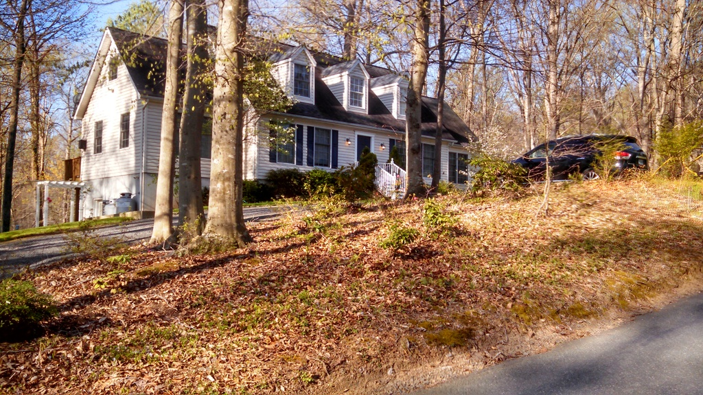 waterfront home for sale by owner marlborough point, stafford va 22554