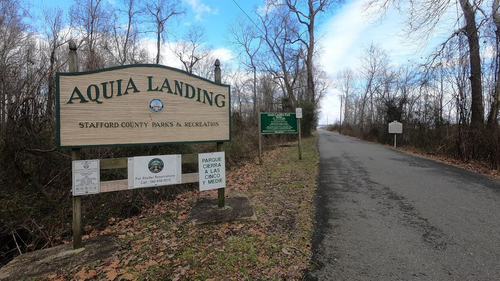 waterfront homes for sale in stafford va 22554 22566 fsbo for sale by owner Aquia Landing Park