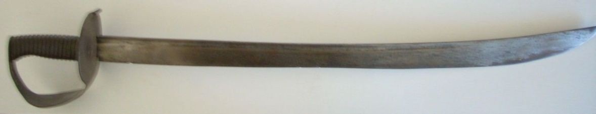 early 19th century British Royal Navy Model 1814 Pattern naval cutlass