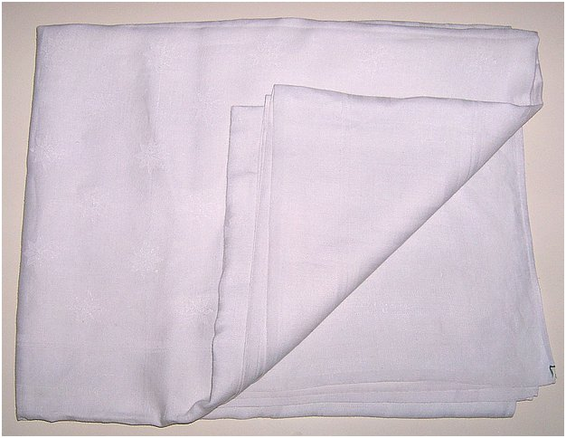 kriegsmarine tablecloth folded