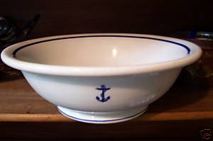 large serving bowl, anchor