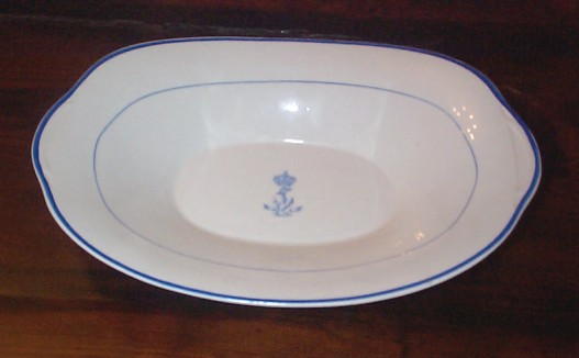 royal netherlands royal dutch navy Koninklijke Marine navy officer's wardroom china