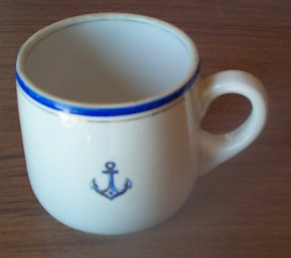 ww2 russian navy officer's wardroom china
